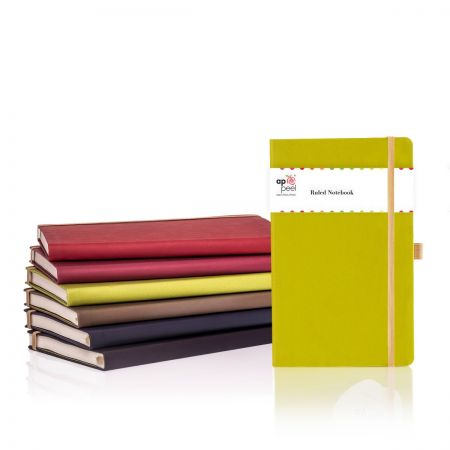 Appeel Medium Ruled Eco Notebook