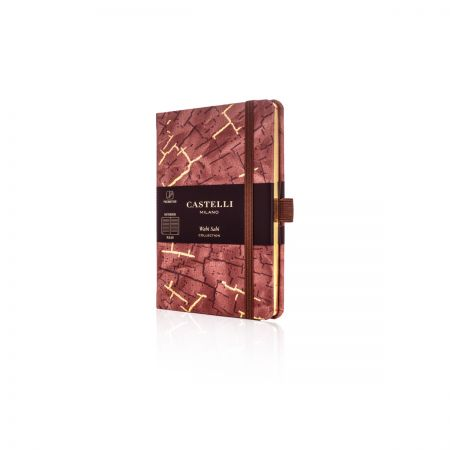 Wabi Sabi Pocket Notebook - Bark