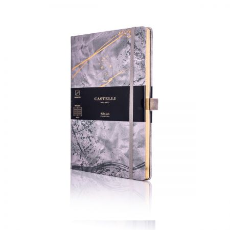 Wabi Sabi Medium Notebook - Scar