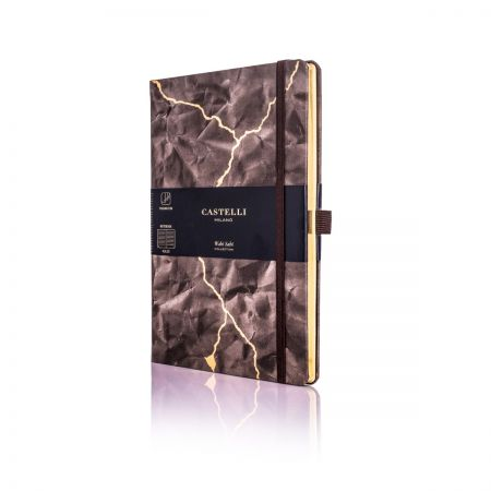 Wabi Sabi Medium Notebook - Lightning