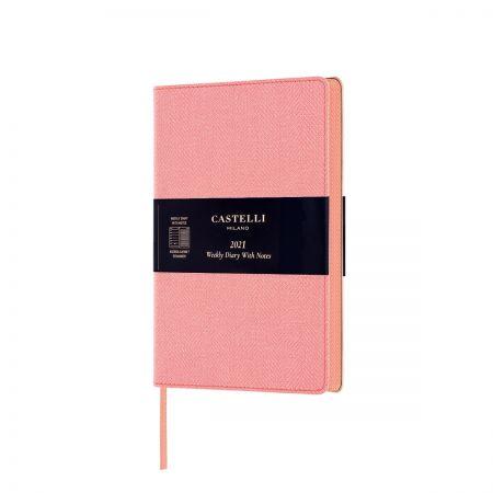 NEW Harris Medium 2021 Diary - Petal Rose COMING SOON