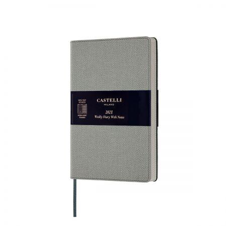 NEW Harris Medium 2021 Diary - Oyster Grey COMING SOON