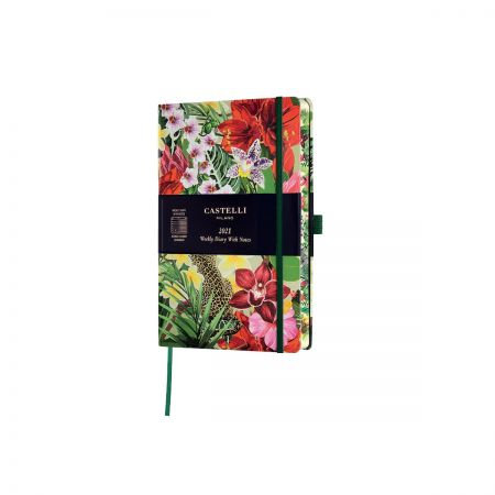 NEW Eden 2021 Pocket Diary  - Leopard