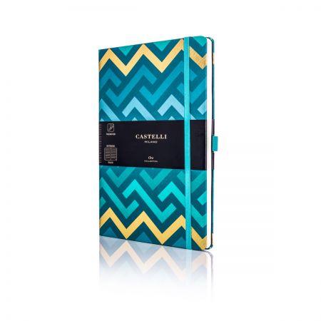 Oro Notebook - Labyrinths