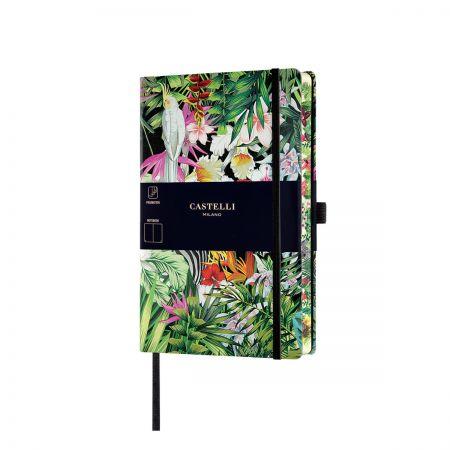 Eden Medium Plain Notebook - Zebras - Coming Soon