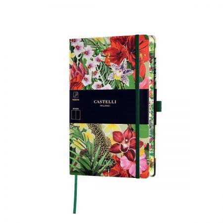 Eden Medium Plain Notebook - Leopard - Coming Soon