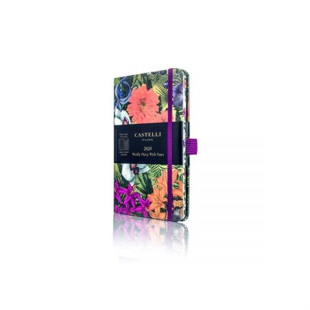 Eden 2020 Pocket Diary - Orchid