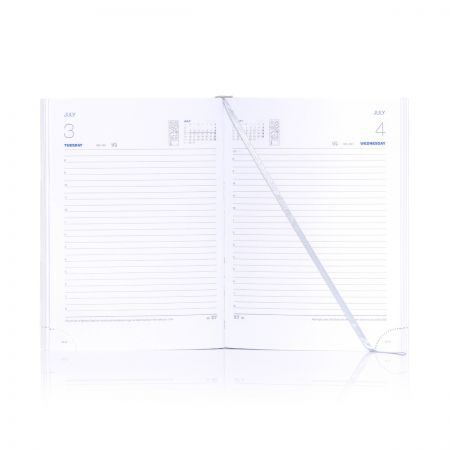 Arles Refill A5 Daily Diary Insert