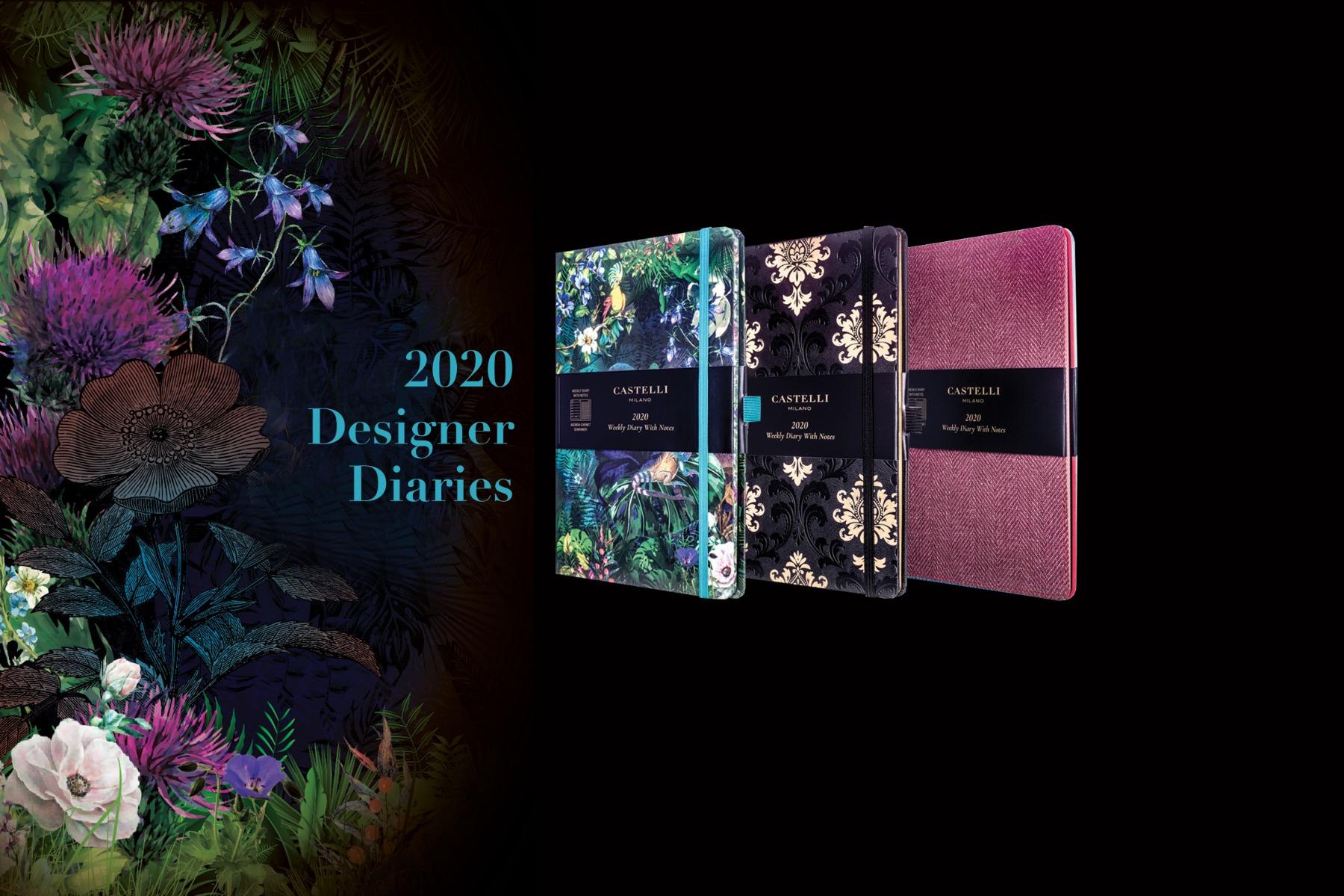 Designer 2020 diaries
