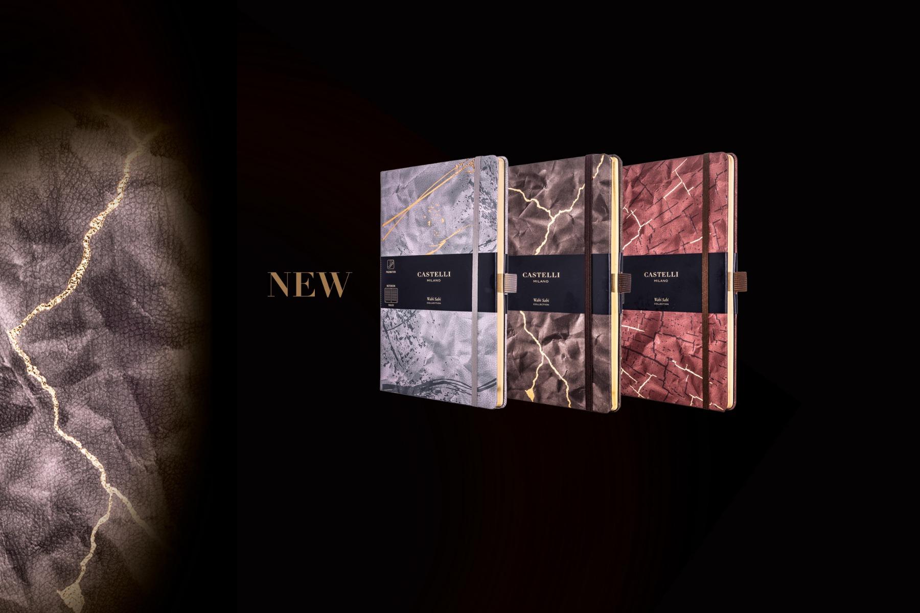 NEW Wabi Sabi notebooks